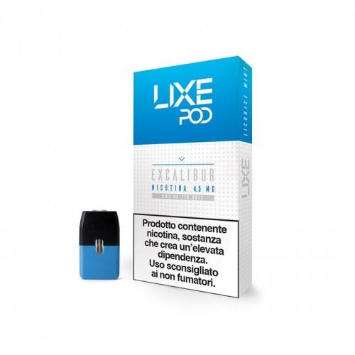 Excalibur - cartuccia Pod liquirizia LIXE