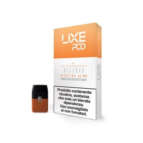 Riserva - cartuccia pod liquirizia LIXE